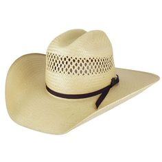 The Rustler is a natural-colored straw hat with a cattleman crown. It boasts a nice leather band with a handsome buckle set. Cowboy Hat Brands, Cowboy Hats, Western Hats, Hats For Men, Caps Hats, Westerns, Beige, Leather, Shoes