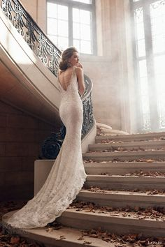 Lazaro Bridal Spring 2015 Wedding Dresses   Wedding Inspirasi