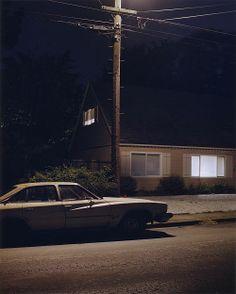 Todd Hido - Untitled 2027-a, 1997, C-Print, 50 x 60 cm