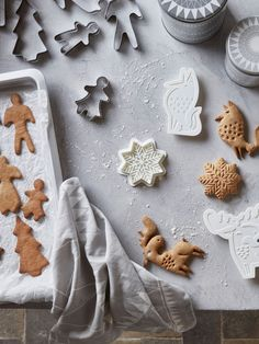Is it time to start baking Christmas cookies yet?