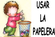 Carteles infantiles de buena conducta para niños