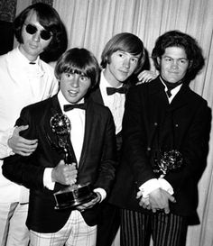 RIP Davy Jones. Awe...the Monkeys! My first crushes...yeah, I'm that old!