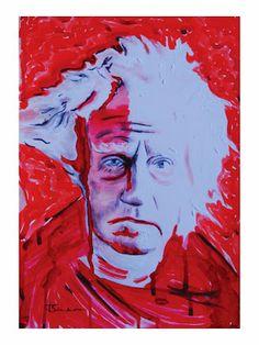 John Herschel ( após Julia Margaret Cameron )