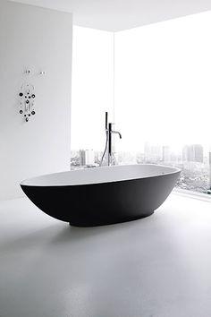 Lavabi bagno e vasche in Korakril, Lavabi in appoggio, integrati o sospesi