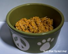 Healthy InstantPot Dog Food Recipe I am a lucky girl. My mom bought me an InstantPot for my birthday, and I love it. One thing I really wanted to do with it was create healthy dog food. I googled a…