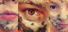 Review da semana 2 do Projeto Lia Caldas 4.0. Na foto, máscara de lama para melhorar a pele ;-) #liacaldas40 #vidasaudavel #qualidadedevida #wellbeing #lifestyle #beautymask #mudmask