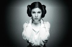 Carrie Fisher Returning to Star Wars as Princess Leia