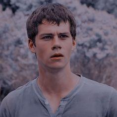 Dylan O'brien Maze Runner, Maze Runner Thomas, Maze Runner Cast, Maze Runner Movie, Teen Wolf Boys, Teen Wolf Dylan, Teen Wolf Stiles, Teen Wolf Desenho, Stranger Things