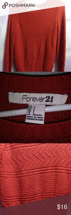 Forever 21 Sweater Really Comfortable. Great condition! Make me a offer! Forever 21 Sweaters