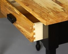 Campbellsville Handmade Cherry Furniture by McMahon & Son - Booth 363