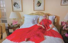 Princess Olympia of Greece Shares Her Beauty Secrets-Wmag