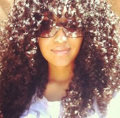 Curls #OfficiallyNatural #NaturalHair