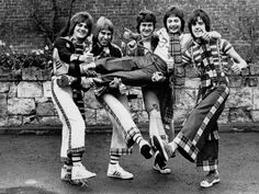 Other Rock & Pop Artist (B) Memorabilia 1970s Movies, Bay City Rollers, Those Were The Days, Teenage Dream, My Childhood Memories, Pop Rocks, Glam Rock, Music Love, No One Loves Me