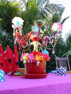Little Big Company | The Blog: Alice in Wonderland Party by Party Prop Hire