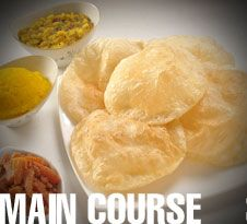 Indian recipes from MTR website