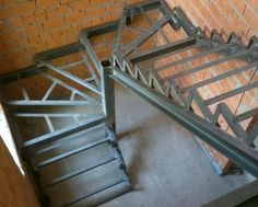 Расчет размеров поворотных лестниц