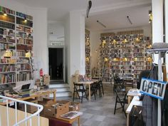 Arkadia Bookshop, Nervanderinkatu, Helsinki, Finland