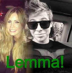 Y'all are so cute together!!! Lemma Forever!! Please tag Luke and Gemma in the comments:) (Made by Angelle Torres)