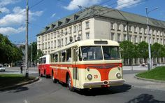 Skoda + Karosa in Ostrava Nostalgia, Bus Coach, Bus Ride, Busses, Commercial Vehicle, Big Trucks, Public Transport, Coaches, Cars And Motorcycles