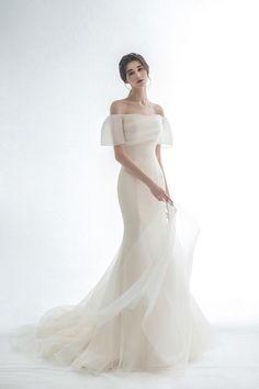 Most popular wedding dress styles simple 51 ideas Wedding Dress Styles, Dream Wedding Dresses, Bridal Dresses, Wedding Gowns, Prom Dresses, Weeding Dress, Dream Dress, Bridal Style, Designer Dresses