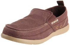 Crocs Men's Walu Slip-On -                     Price: $  59.99             View Available Sizes & Colors (Prices May Vary)        Buy It Now      Crocs, Inc. is a rapidly growing designer, manufacturer and retailer of footwear for men, women and children under the Crocs brand. All Crocs brand shoes feature...
