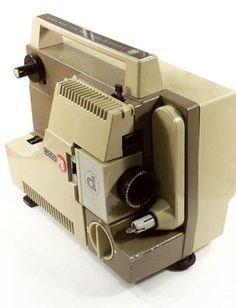 Eumig P 8 Dual Gauge Super 8 8mm Cine PROJECTOR Movie Camera, Sweet Memories, Cameras, Places, Vintage, Nostalgia, Cinema Camera, Film Camera, Camera