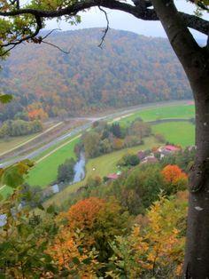 Fränkische Schweiz Abenteuertrail in  Franconia (Bavaria), Germany http://trampelpfad.net/laeufe/2013/fraenkische-schweiz-abenteuertrail.asp