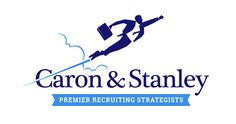 Caron & Stanley Logo - Vincent Burkhead Studio, Inc.