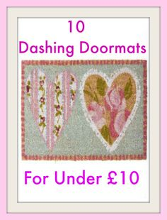 10 Dashing Doormats for under £10 - Thrifty Home
