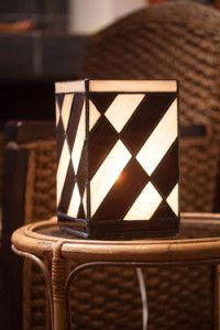 Creative Company | Classy Glass Art: Standing lamp