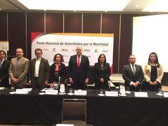 Participa Chihuahua en el Pacto Nacional de Autoridades por la Movilidad