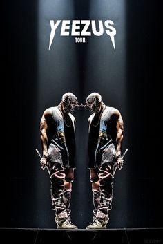 Yeezus Tour Edit | Source