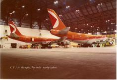 Pacific Airlines, Canadian Airlines, Aircraft Parts, Aircraft Engine, Survival Shop, Douglas Dc 8, Air Transat, Air Machine, Planes