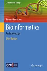 Bioinformatics : an introduction / Jeremy J. Ramsden. 3e édition, 2015 BU LILLE 1, Cote 570.285 RAM http://catalogue.univ-lille1.fr/F/?func=find-b&find_code=SYS&adjacent=N&local_base=LIL01&request=000625555