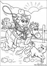 1000 Images About Disney Coloring Pages On Pinterest