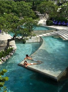 Swimming Pool full of Awesomeness