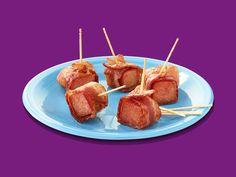 Bacon-Wrapped SPAM® Bites | SPAM® Brand