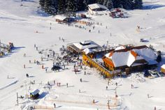 O stredisku - Malinô Brdo ski & bike park, Ružomberok