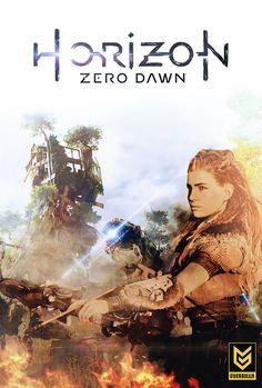Horizon Zero Dawn – Fan Poster | Koke Nunez Gomez