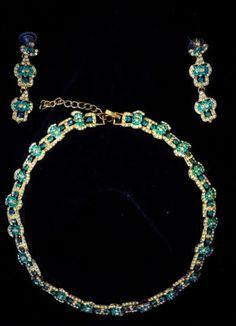 Blue/White Choker with Earrings White Choker, Turquoise Jewelry, Indian Jewelry, Toronto, Chokers, Blue And White, Jewellery, Watches, Diamond