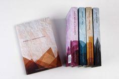 Alexandra Bisono - Pocket Poetry Series on Behance