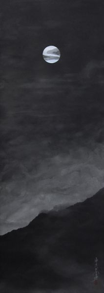 月夜の清閑 by れいせん- 琳派絵師・浮世絵師 | CREATORS BANK http://creatorsbank.com/reisen/works/267067