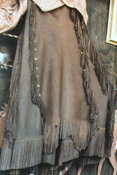 split western riding skirt button panel closed