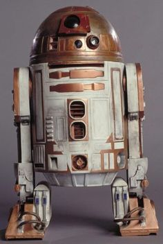 R4-G9 - The Astromech droid that replaced R4-P17 in Star Wars Episode III: Revenge of the Sith.