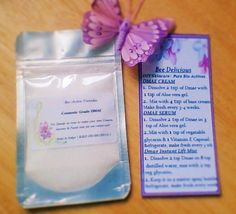 PROFESSIONAL DMAE POWDER-INSTANT FACE LIFT ANTI WRINKLE SERUM - BEST SELLER!