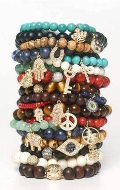 gypsy bracelet stash