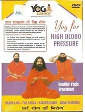 Yoga DVD for High Blood Pressure By Swami Ramdev Ji  This dvd contains exercise that are good for high blood pressure patients.