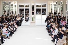 Chanel RTW AW 2016-17 #Chanel #aw16-17 #ChanelFallWinter2017 #FrontRowOnly - Visit espridegabrielle.com | L'héritage de Coco Chanel #espritdegabrielle