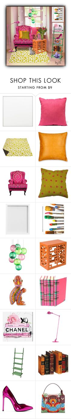 """""""Another One Room Retreat...by tt"""" by fowlerteetee ❤ liked on Polyvore featuring interior, interiors, interior design, home, home decor, interior decorating, By Lassen, Anorak, Madura and Pottery Barn"""