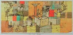 Paul Klee - Tempel, 1921.119.